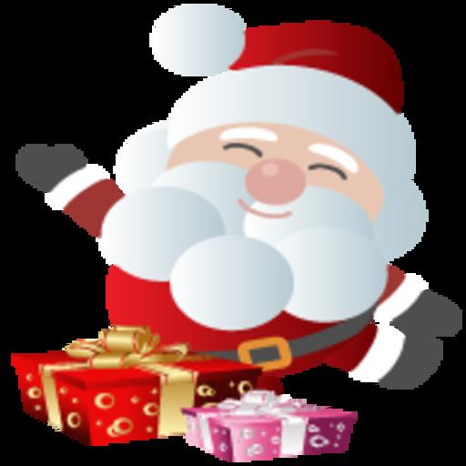 Weihnachtselfengesichtslochvideo