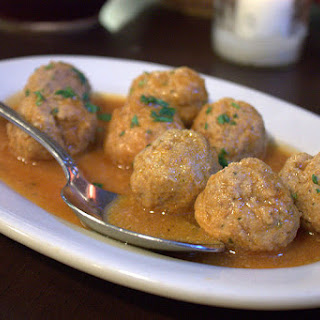 Norwegian Meatballs.