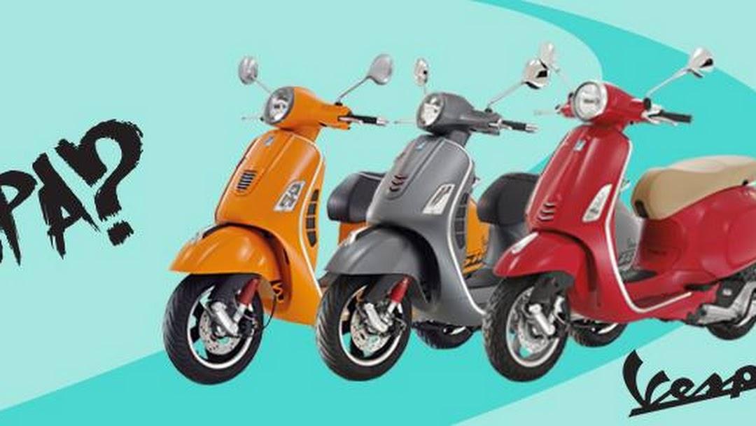 Avanish Piaggio - Vespa & Aprilia Dealers Bangalore - Motorcycle