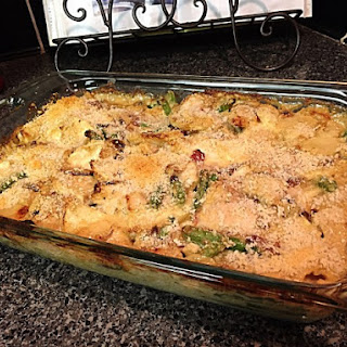 Creamy Chicken Potato Bake
