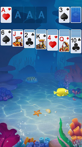 Solitaire Fish screenshot 1