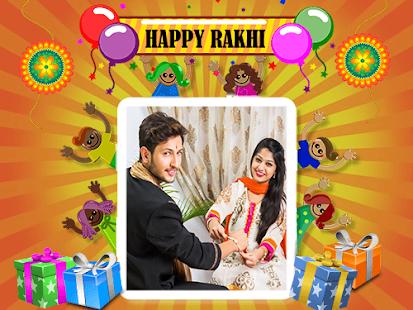 Rakhsha Bandhan Photo Frames & Rakhi Wishes for PC-Windows 7,8,10 and Mac apk screenshot 5
