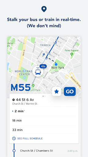 Transit: Real-Time Transit App screenshot