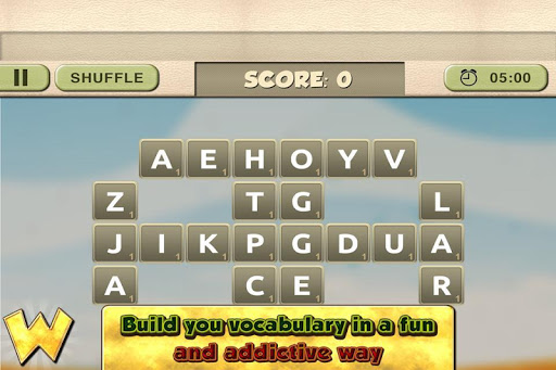 세속적! 단어 검색 게임|玩拼字App免費|玩APPs