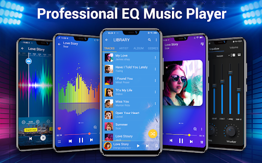Music Player - Audio Player screenshot 1