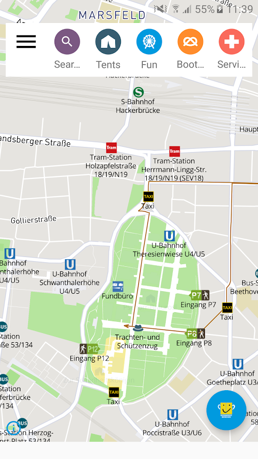 Oktoberfest - The official app of Munich- screenshot