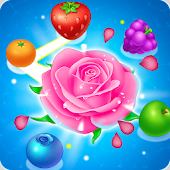 Fruit Puzzle - Link Line Icon