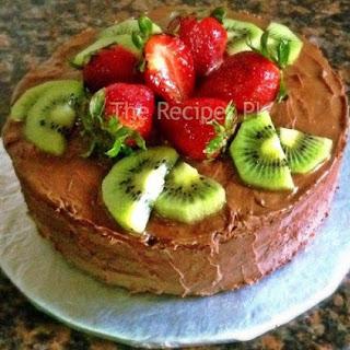 A Divine Treat - Homemade Chocolate Cake