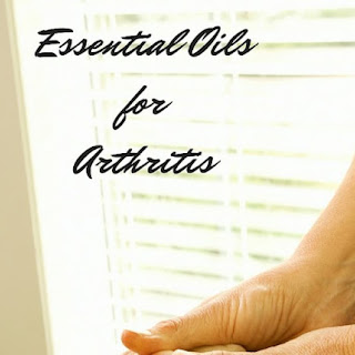 Essential Oils for Arthritis Recipe