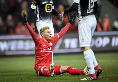 Marc Degryse vond de fout van Mera (Mechelen) op Emond (Standard) geen penalty waard