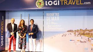 Roquetas de Mar se promociona en los cines Kinépolis de Madrid