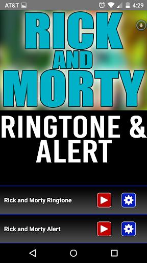 Rick And Morty Theme Ringtone