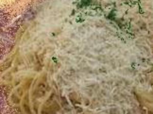 Simple And Amazing- Mizithra Cheese Spaghetti Recipe