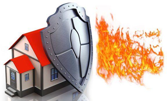 дом под защитой