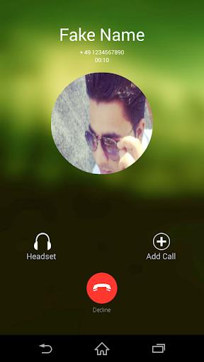 Fake Boyfriend Call