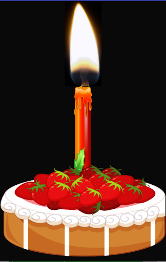 Candle Birthday screenshot