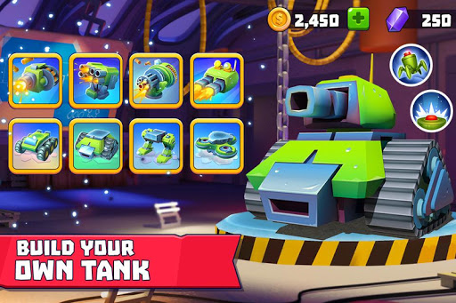 Tanks A Lot! - Realtime Multiplayer Battle Arena 1.28 {cheat|hack|gameplay|apk mod|resources generator} 2