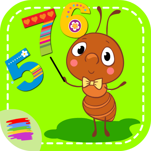 123 Learning toddlers puzzles (game)