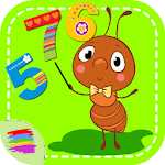 123 Learning toddlers puzzles Icon