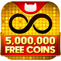 Infinity Slots™ Vegas Free Slot Games Online icon