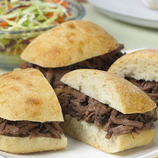Italian Style Shredded Beef