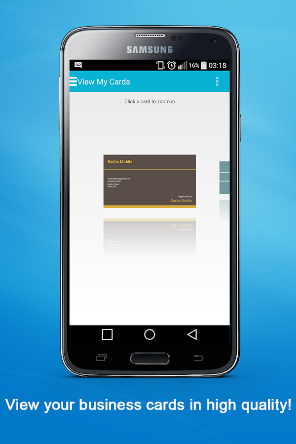Custom Card Template business card maker : Business Card Maker - Android Apps on Google Play