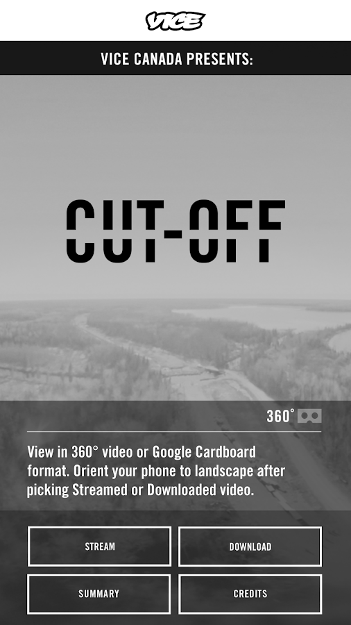 Cut-Off VR- screenshot