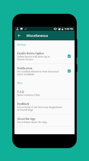 Status Saver 2.20 (Beta) screenshots 6