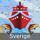 i-Boating:Sweden Marine Charts