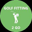 Golf Fitting 2 Go icon
