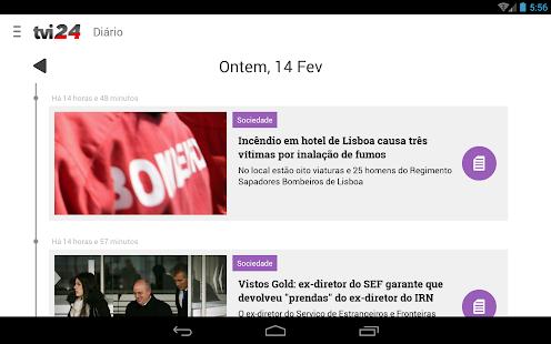 sef lisboa mapa TVI24 – Aplicações no Google Play sef lisboa mapa