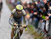 """Knappe 19e plaats voor Baptiste Planckaert in Parijs-Roubaix: """"Ik had amper de kracht om de beroemde douches te halen"""""""