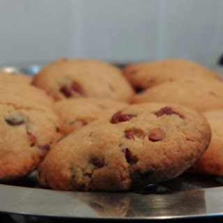 Pecan Peanut Butter Cookies.