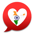 Indian WhatsUp - India's No. 1 Messenger App icon