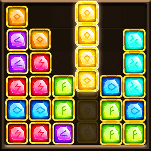 Block Puzzle Rune Jewels Mania