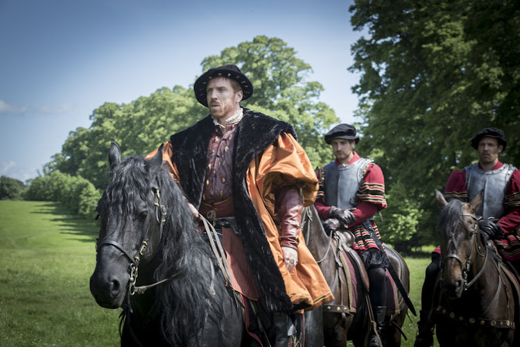 A scene from Wolf Hall