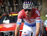 Van der Poel maakt zich geen zorgen voor Ronde na offday in Dwars door Vlaanderen