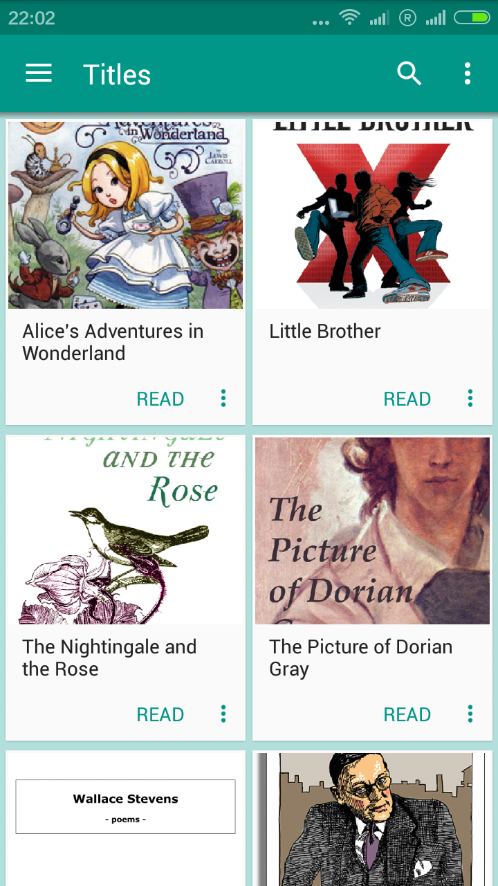 FBReader Premium – Favorite Book Reader Screenshot 2