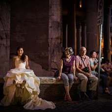 Nhiếp ảnh gia ảnh cưới Andrea Di giampasquale (digiampasquale). Ảnh của 13.01.2015