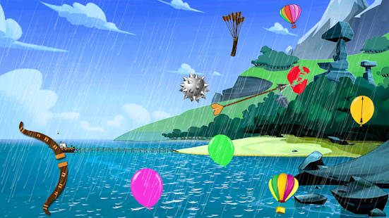 Balloon Archery Shooting - náhled