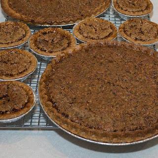 Susan's Perfect Pecan Pie