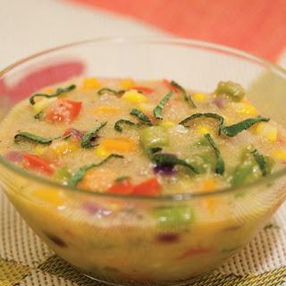 Amaranth Salad