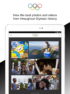 The Olympics - Official App- screenshot thumbnail