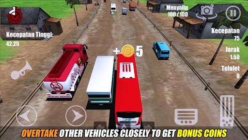 Telolet Bus Driving 3D 1.2.5 screenshots 22