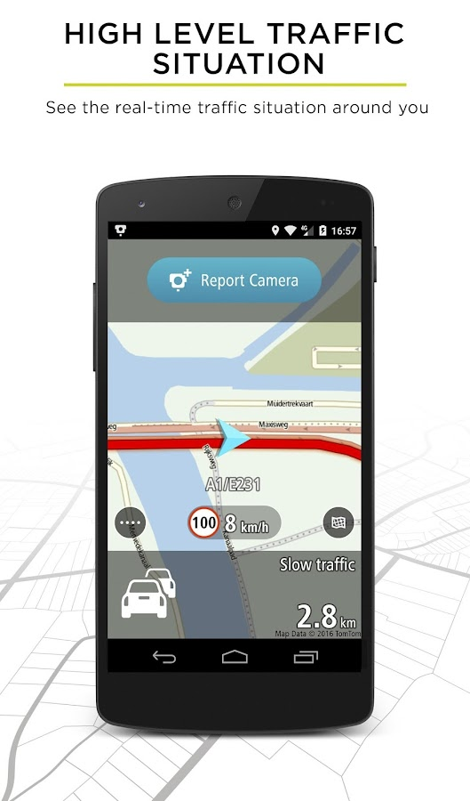 TomTom Speed Cameras Android Apps On Google Play - Us speed camera map