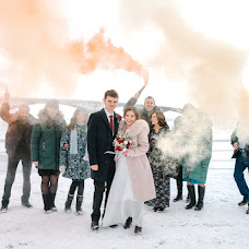 Wedding photographer Valeriya Mironova (mironovalera). Photo of 09.03.2018