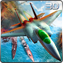 Navy Warship Air Battle 3D icon