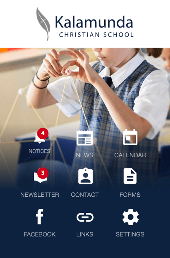 Kalamunda Christian School- screenshot