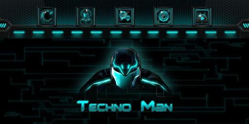 テクノマンのテーマ