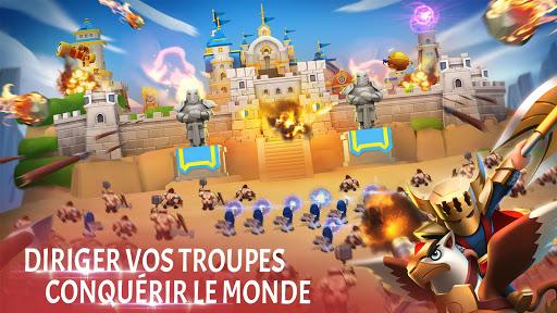 Epic War - Castle Alliance fond d'écran 1